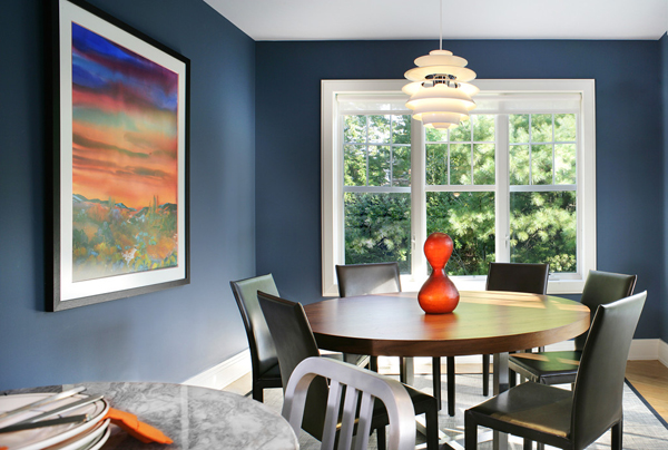 Design Trends – How To Use Blue In Your Home's Interior