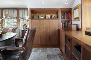 Home Office Thmye & Place Design Sharon L Sherman