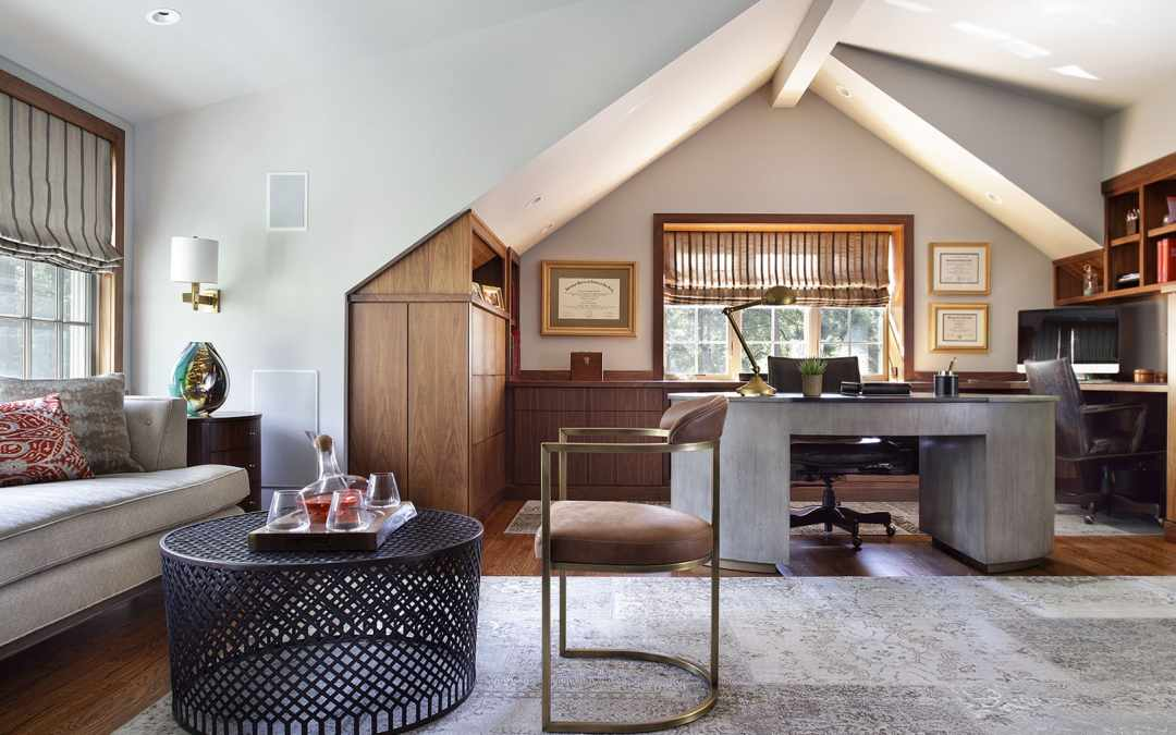 6 Pro Tips For Designing the Perfect Home Office