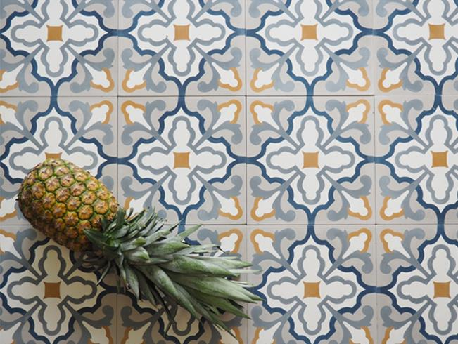 Cement tiles: Hot new trend in home design.