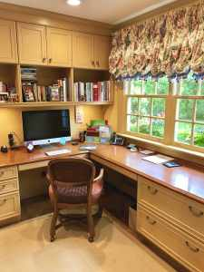 home office, Sharon L Sherman, Thyme & Place Design