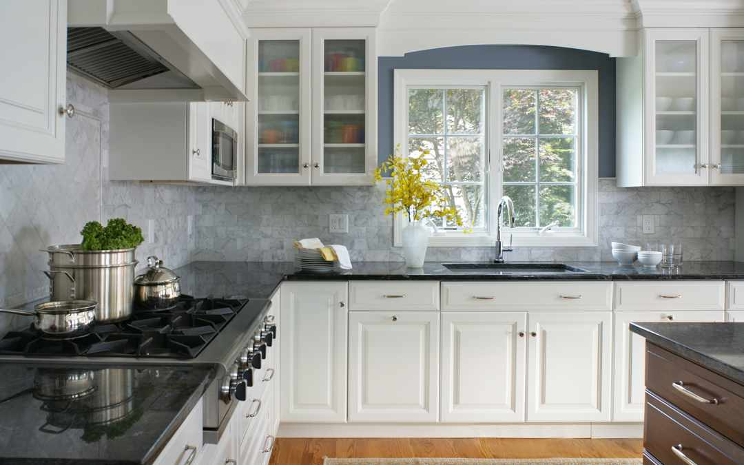 Why White Kitchens Work