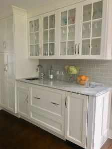 Sharon L Sherman, Kitchen Designer NJ, Bathroom Designer NJ, Thyme & Place Design, Greenfield Cabinetry